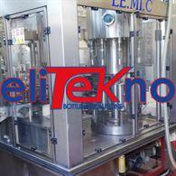 Monoblocco di riempimento LEMIC per olio
