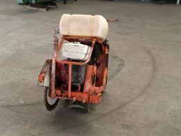 Taglia asfalto Imer Modello Lux 11/450M, motore 11hp.