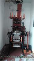 Vecchia macchina tessile