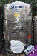 Serbatoio INOX Minitank HL 10 Porta e Valvole Garolla