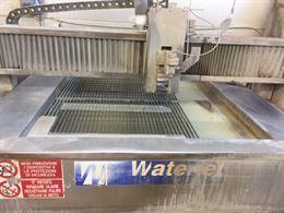Macchina Waterjet Usata 1200X1200MM
