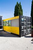 Container espositivo per eventi e manifestazioni
