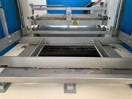 Termoformatrice Laborforma pneumatica 1000x800x500 mm