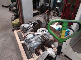 Motori elettrici usati