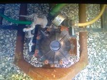 Pompa per attomizzatore usata