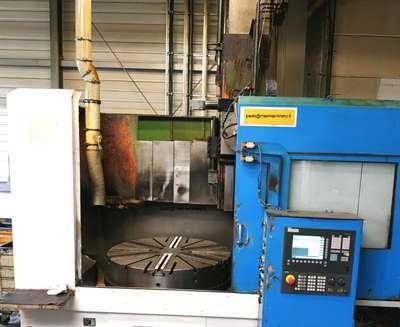 Tornio Verticale 1.400 X H 760 mm CNC 2008