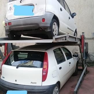 Vendita ponti sollevatori per auto (b-box)