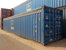 Container 20'/40' Open Top