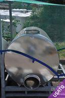 Serbatoio Inox Tinotank 15,5 HL