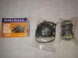 Semi-mascera aukland p410 e filtri p900 e p970 nuovi