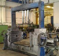 Macchina conchigliatrice per alluminio MAS - AL1800