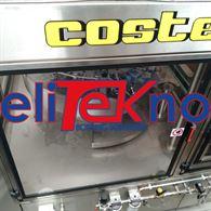 Sciacquatrice usata COSTEC 24 pinze – 6.000 bph