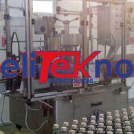 Linea di imbottigliamento usata per liquori – 1.800 bph