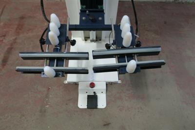 MPT-D Automatic Suit Jeans Pantalone Topper Lavanderia Macch