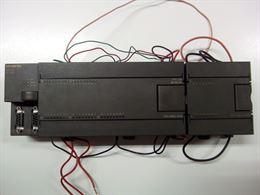 Scambio S7200- 216 con espansione8+8 I/O per S71214C AG40