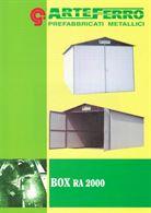 Box in Lamiera Offerta