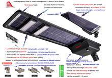 Lampada solare con telecamera