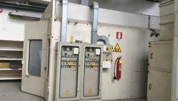 Cabina di Verniciatura liquido N°02 + N°01 Preparazione