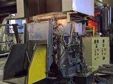 Forno per fusione alluminio Marconi