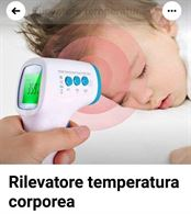 Termometro Laser Digitale cod. 73