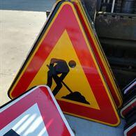 Cartelli Stradali da Cantiere